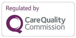 CQC Regulated By who we work with250wide
